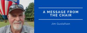 Jim Gustafson, Chairman